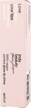 Indy beauty Lip Shine aprikos 10ml