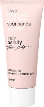 Indy beauty Hand cream aprikos 40 ml