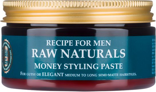 Raw Naturals Money Styling Paste 100 ml