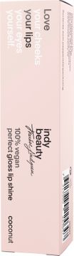 Indy Beauty Lip Shine kokos 10ml