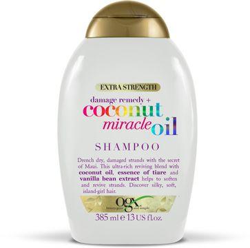 OgX Coconut Miracle Oil Shampoo Shampo, 385 ml