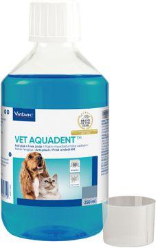 Vet Aquadent Anti-plack lösning 250 ml