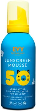 EVY Technology solskydd mousse SPF 50 Kids. 150 ml
