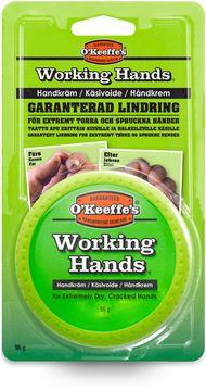 O´Keeffe Working Hands Handkräm, 96 g