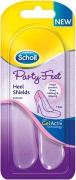 Scholl Party Feet Heel Shields 1 st