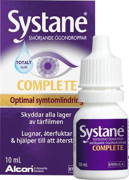Systane Complete Ögondroppar, 10 ml