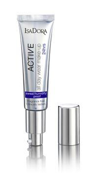 Isadora Active All Day Wear Make-Up Foundation 16 Warm beige 35 ml