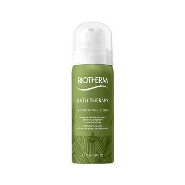 Biotherm Invigorating Blend Foam Bath Therapy, Rengöringsmousse, 50 ml