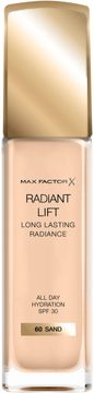Max Factor Radiant Lift Found 60 Sand 30ml
