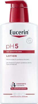 Eucerin Sensitive pH5 Lotion Kroppslotion, 400 ml