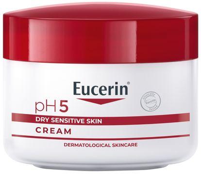 Eucerin pH5 Creme Hudkräm, 75 ml