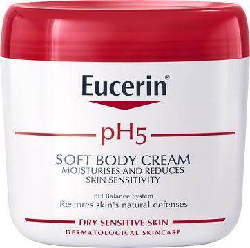 Eucerin pH5 Body Cream Kroppslotion, 450 ml