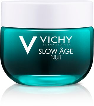 Vichy Slow Age Nuit Fresh cream & mask Nattkräm och mask, 50 ml