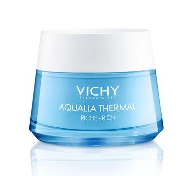 Vichy Aqualia Thermal Rehydrating Rich Cream Ansiktskräm, 50 ml
