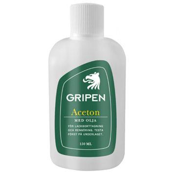 Gripen Aceton  Med Olja 150ml