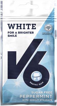 V6 White Peppermint 30.8 G