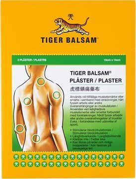 Tigerbalsam Plåster 3 st