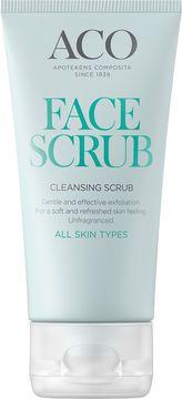 ACO Face Cleansing Scrub Ansiktsskrubb, 50 ml