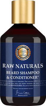 Raw Naturals Rustic Beard Shampoo & Conditioner 250 ml