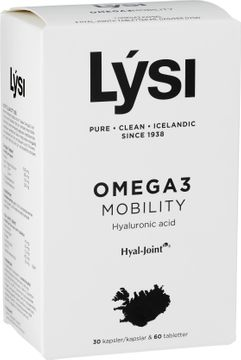 Lysi Omega-3 Mobility 90-p
