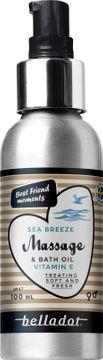 Belladot Seabreeze massageolja, 100 ml