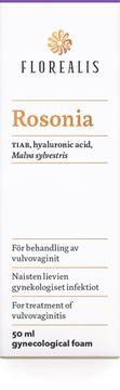 Florealis Rosonia Behandling av obehag i underlivet. 50 ml