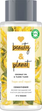 Love Beauty and Planet balsam Kokosolja och ilang-ilangblomma. 400 ml
