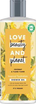 Love Beauty and Planet duschgel Kokosolja och ilang-ilangblomma. 500 ml