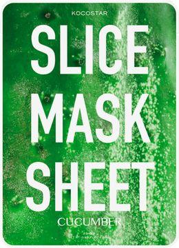 KOCOSTAR Slice Mask Slice masker av tygbitar 1