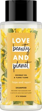 Love Beauty and Planet schampo Kokosolja och ilang-ilangblomma. 400 ml