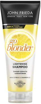 John Frieda Go Blonder Lightening Shampoo Schampo, 250 ml
