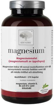 Magnesium Kosttillskott 270 st