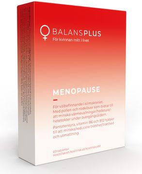 Balans Plus Pollenextrakt 60 st