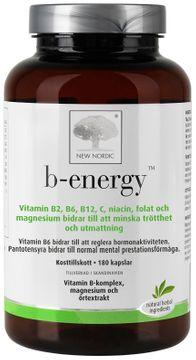 b-energy Kosttillskott 180 st