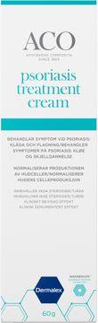 ACO Psoriasis Treatment Cream Kortisonfri kräm för psoriasis, 60 g