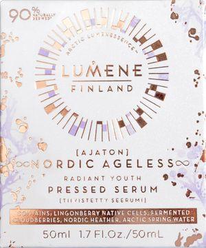 Lumene Ajaton Nordic Ageless Pressed Serum 50 ml