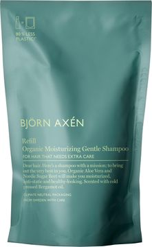 Björn Axén Refill Organic Moisturizing Shampoo 250 ml