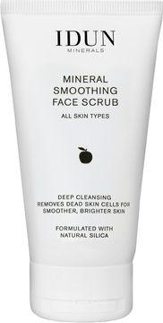 IDUN Minerals Smoothing Face Scrub Ansiktskrubb, 75 ml