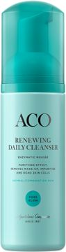 ACO Pure glow Renewing Daily Cleanser Ansiktsrengöring, 150 ml