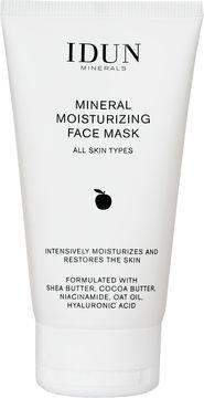 IDUN Minerals Moisturizing Face Mask Ansiktsmask, 75 ml