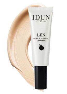 IDUN Minerals Tinted Day Cream Extra Light Färgad dagkräm, 50 ml