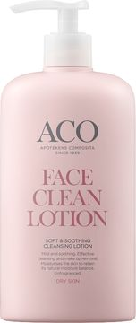 ACO Soft & Soothing Cleansing Lotion Ansiktsrengöring, 400 ml