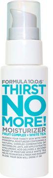 Formula 10.0.6 Thirst No More Moisturizer Fruit Complex + White Tea. Ansiktskräm. 50 ml