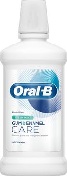 Oral-B G&E Rinse 500 ml