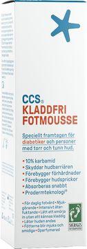 CCS Kladdfri fotmousse 100 ml