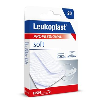 Leukoplast soft 20 ST