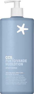 CCS Fuktgivande hudlotion Hudkräm oparfymerad. 350 ml