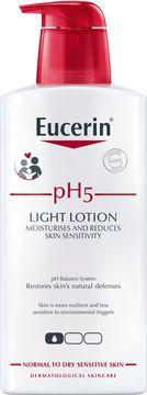 Eucerin Ph5 Light Lotion Hudkräm, parfymerad, 400 ml
