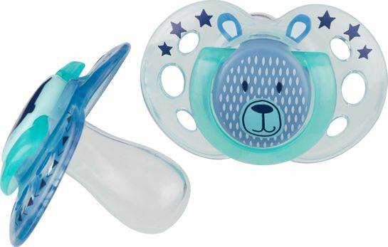 Tommee Tippee Sugnapp Night Time 18-36m Nappar, 2 st