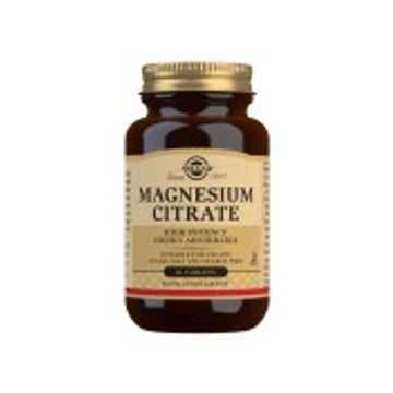 SOLGAR Magnesium Citrate 60 st